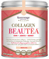Reserveage™ Nutrition Collagen BeauTea White Tea 48 Tea Bags 2.5gram