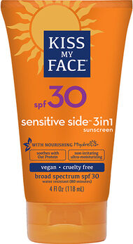 Sensitive Side 3in1 Sunscreen, , hi-res