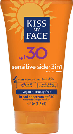 Sensitive Side 3in1 Sunscreen