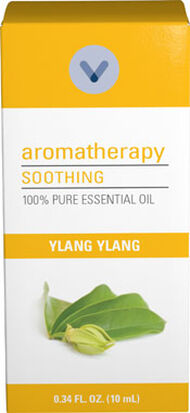 Vitamin World Ylang Ylang Essential Oil 10 ml. Liquid Flower extract Sweet, Floral
