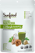 Sunfood® Organic Matcha & Mushrooms