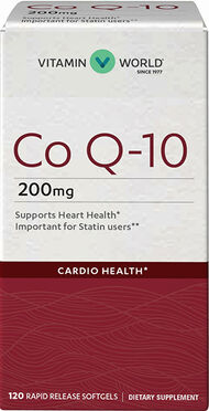 Co Q-10 200 mg., 120, hi-res