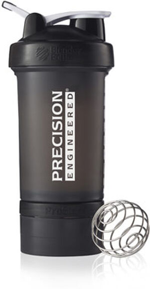 Precision Engineered® BlenderBottle® ProStak™ Black 1 Unit