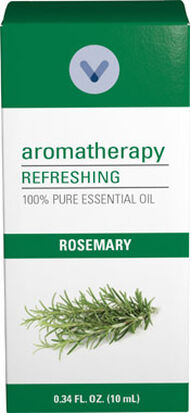 Vitamin World Rosemary Essential Oil 10 ml. Liquid Rosemary herb extract Minty-fresh herb