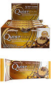 Quest Protein Bars Chocolate Peanut Butter Box of 12