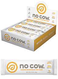 D's Naturals No Cow® Protein Bars Lemon Meringue Pie 12 Bars