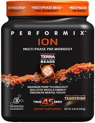 Performix™ ION Pre Workout 45 Servings Tangerine, , hi-res