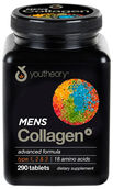Youtheory Men's Collagen Advanced 290 Tablets
