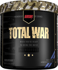 RedCon1 Total War Preworkout Blue Lemonade