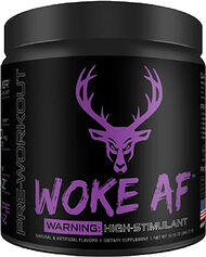 DAS Labs Woke AF™ Pre Workout Grape Gainz 12.77 oz. Powder