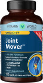 Vitamin World Joint Soother® with Omega 3-6-9 120 Softgels