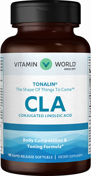 Tonalin® CLA 1,000mg, 90, hi-res