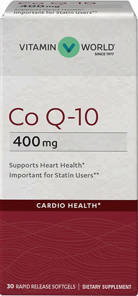 Q-Sorb™ Co Q-10 400 mg.