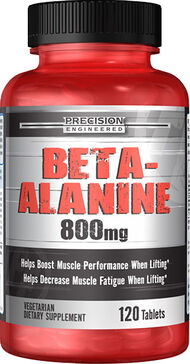 Precision Engineered® Beta-Alanine 800 mg. 120 Tablets