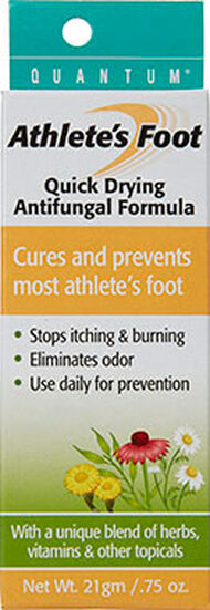Quantum Health Athlete's Foot 1 oz. Liquid