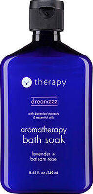 V Therapy Dreamzzz Aromatherapy Bath Soak 8 oz. Liquid