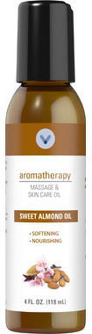 Sweet Almond Massage & Skin Care Oil, , hi-res