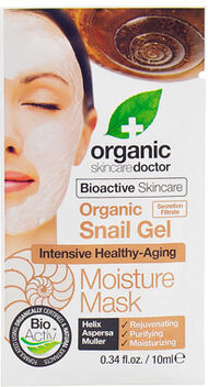 Organic Doctor Snail Gel Moisture Mask 20 Packets