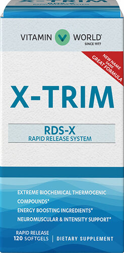 Vitamin World X-Trim RDS-X
