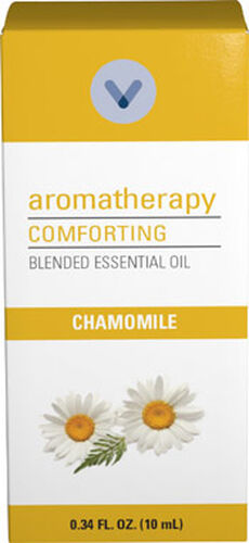 Vitamin World Chamomile Essential Oil 10 ml. Liquid Flower extract Sweet herbaceous