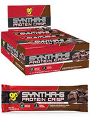 BSN Syntha-6® Protein Crisp Bars Chocolate Crunch 12 Bars