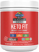 Garden Of Life Dr. Formulated Keto Fit Chocolate 12.87 oz. Powder