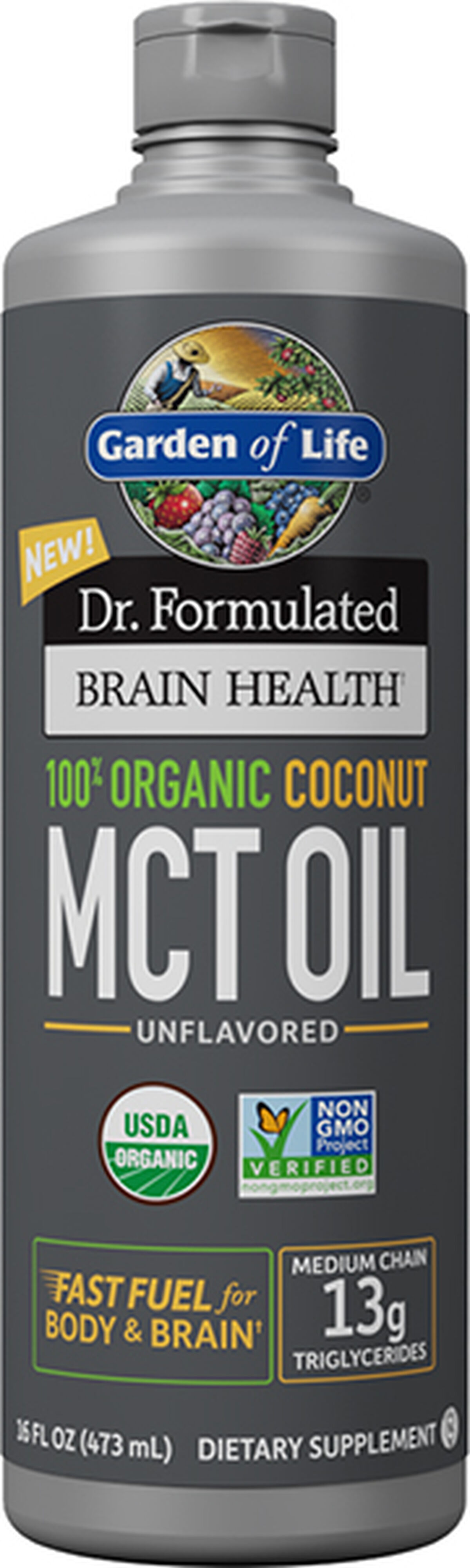 Image Result For Garden Of Life Mct Oil