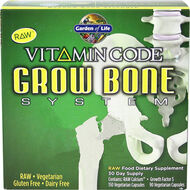 Grow Bone Vitamin Code® System