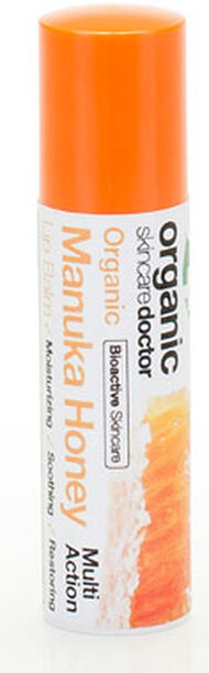 Organic Doctor Manuka Honey Lip Balm 6 ml. Tube