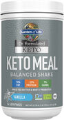 Dr. Formulated Keto Meal Balanced Shake Vanilla, , hi-res