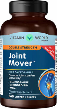 Vitamin World Double Strength Joint Mover™ 240 Caplets