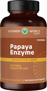Papaya Enzyme, 500, hi-res