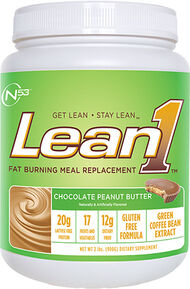 Nutrition 53 Lean1™ Meal Replacement Chocolate Peanut Butter