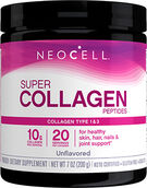Neocell Super Collagen Powder Type 1 & 3 7 oz. Powder