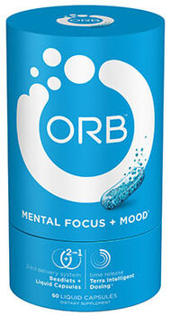 ORB™ Mental Focus + Mood, , hi-res