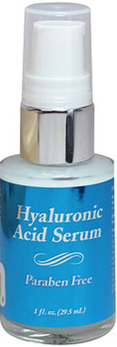 Vitamin World Hyaluronic Acid Serum 1 oz. Serum