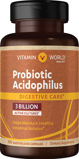 Probiotic Acidophilus