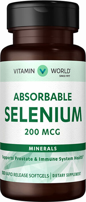 Absorbable Selenium 200 mcg., , hi-res