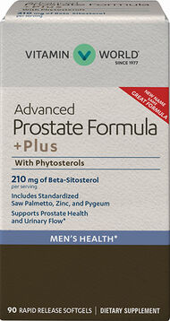 Prosta-Metto +Plus With Phytosterols, , hi-res
