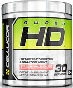 Cellucor Super HD Powder 180 gms. Powder Strawberry Lemonade