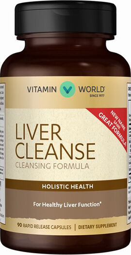 Liv-a-New Cleansing Formula