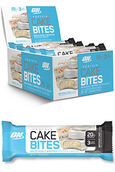 Optimum Nutrition Protein Cake Bites Birthday Cake 12 Packs