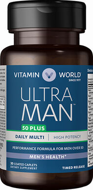 Ultra Man™ 50 Plus Daily Multivitamins, , hi-res
