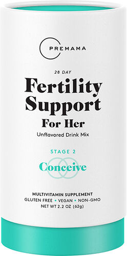 Premama Fertility Support for Her