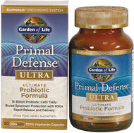 Garden Of Life Primal Defense® Ultra Probiotic Formula 90 Capsules