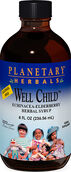 Planetary Herbals Well Child™ Echinacea-Elderberry Herbal Syrup