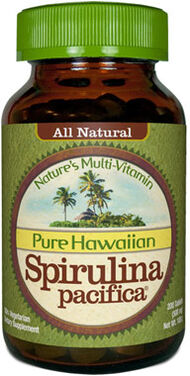 Pure Hawaiian Spirulina Pacifica, , hi-res