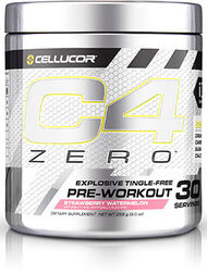 C4 Zero™ Preworkout  Strawberry Watermelon, , hi-res