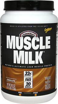 Muscle Milk® Whey Protein Chocolate 2.47 lbs., , hi-res