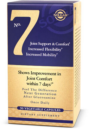 Solgar Solgar No. 7 Joint Support 90 Capsules